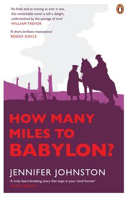 """how many miles to babylon by How many miles to babylon i cup my hand over david's knee the denim beneath my fingertips is rough and warm """"we keep hunting,"""" i say."""