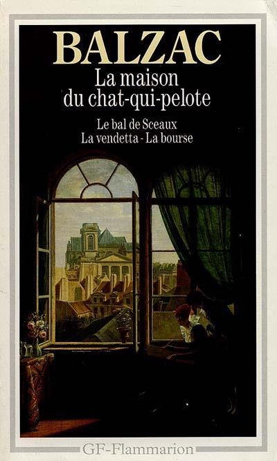 Balzac la vendetta 1830 beauty is a sleeping cat - La maison du kilim ...