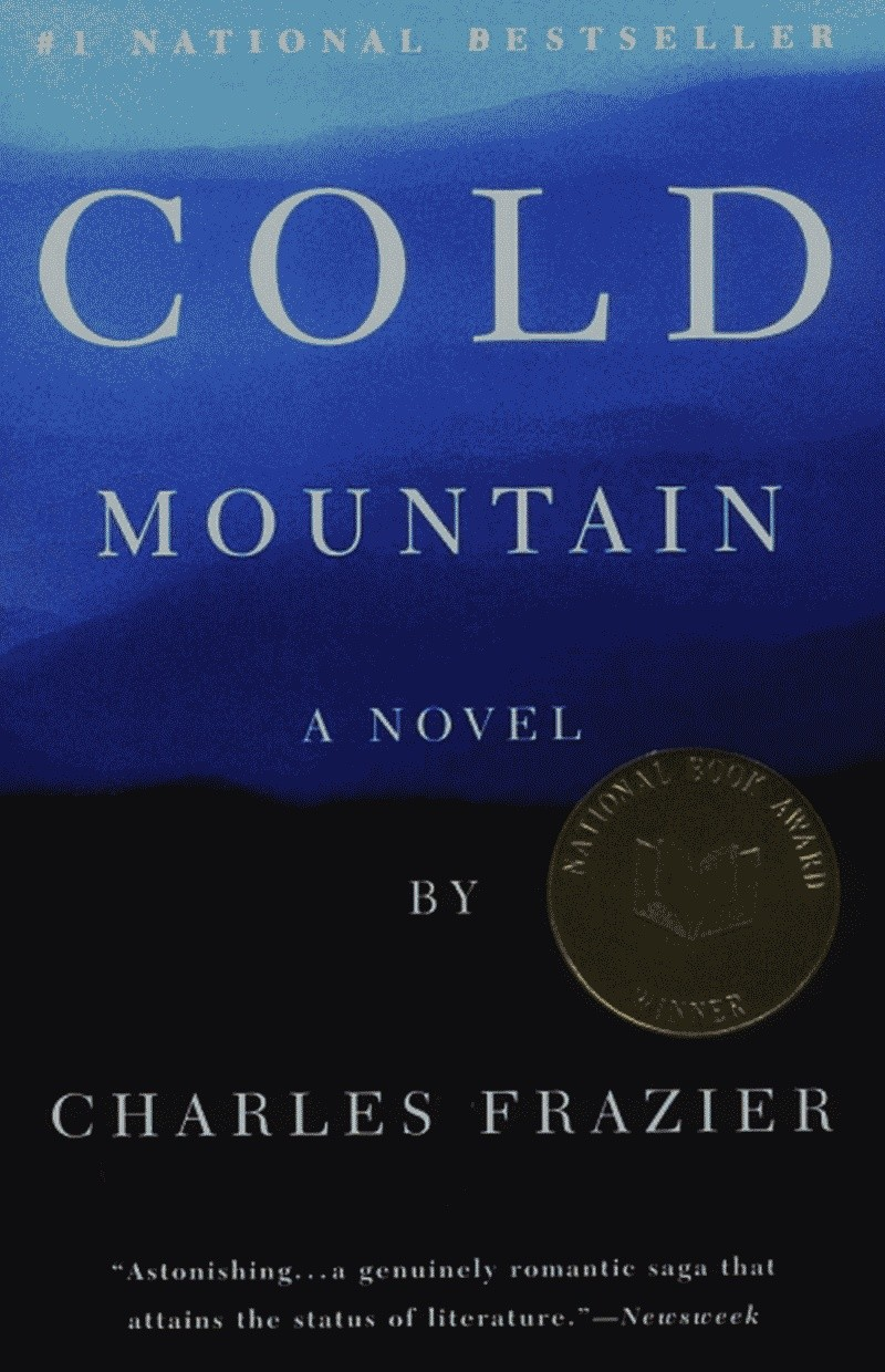 charles frazier cold mountain 1997 literature and war readalong the