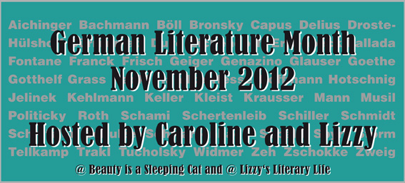 About German Literature? How does this sound?