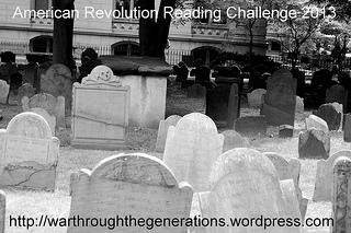 American Revolution Reading Challenge 2013