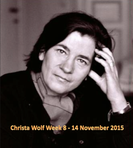 Christa Wolf Week
