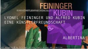 Kubin und Feininger