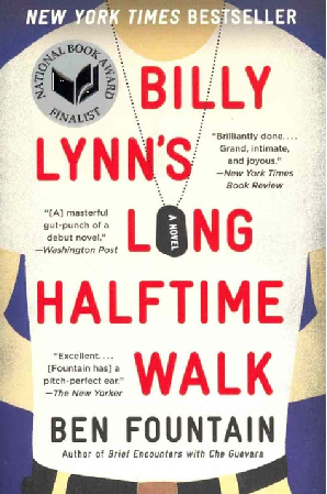 Billy Lynn's Halftime Walk