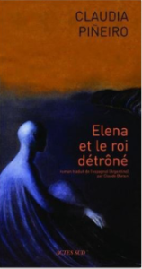 Elena et le roi détrône