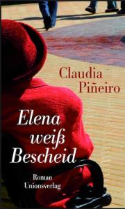 Elena weiss Bescheid